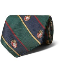 Polo Ralph Lauren - 8.5cm Silk-jacquard Tie - Lyst
