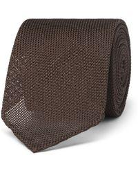 Thom Sweeney - 8cm Woven Silk Tie - Lyst
