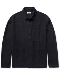 Fanmail - Organic Cotton-flannel Overshirt - Lyst