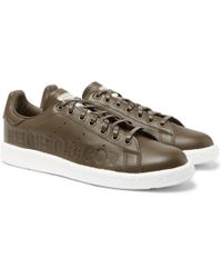 adidas Originals - Neighborhood Stan Smith Leather Trainers - Lyst