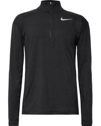 Nike - Element Dri-fit Half-zip Top - Lyst