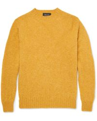 Howlin' By Morrison - Birth Of The Cool New Wool Sweater - Lyst