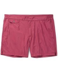 Incotex | Short-length Swim Shorts | Lyst