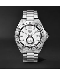 Tag Heuer | Formula 1 Automatic 43mm Stainless Steel Watch | Lyst