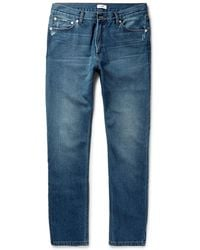 Cmmn Swdn - Tapered Denim Jeans - Lyst