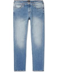 PS by Paul Smith - Slim-fit Tapered Denim Jeans - Lyst