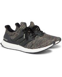 23e3582be adidas Originals - Ultraboost Rubber-trimmed Primeknit Sneakers - Lyst