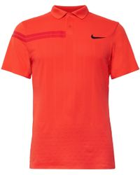 Nike - Nikecourt Zonal Cooling Roger Federer Advantage Dri-fit Tennis Polo Shirt - Lyst