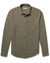 Outerknown - Organic Cotton Shirt - Lyst