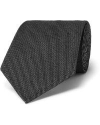 Berluti - 8cm Cotton And Silk-blend Tie - Lyst