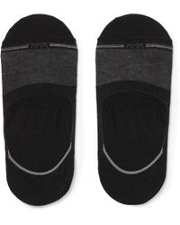 Ermenegildo Zegna - Five-pack Cotton-blend No-show Socks - Lyst