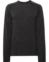 a15b8305be78eb lululemon athletica - Metal Vent Tech Stretch-jersey T-shirt - Lyst