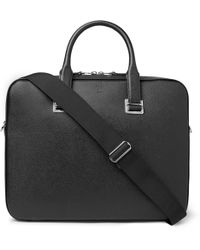 Dunhill - Cadogan Full-grain Leather Briefcase - Lyst