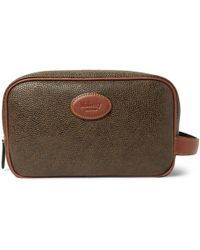 caaad5611e8 Mulberry Scotchgrain Computer Case in Brown for Men - Lyst
