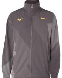 f70e2d338110 Lyst - Nike Nikecourt Bomber Jacket in White for Men