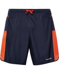 Patagonia - Strider Pro Shell And Mesh Shorts - Lyst