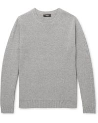 Theory - Alcos Cashmere Sweater - Lyst