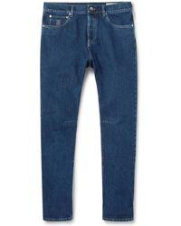 Brunello Cucinelli - Denim Jeans - Lyst