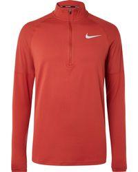 Nike - Element Mélange Therma-sphere Dri-fit Half-zip Top - Lyst