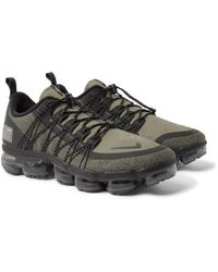 online retailer 74b94 9efdf Nike - Air Vapormax Run Utility Water-repellent Sneakers - Lyst