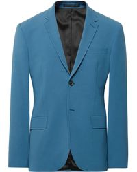 Joseph | Blue Reading Stretch-twill Suit Jacket | Lyst