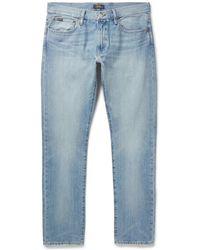 Polo Ralph Lauren - Slim-fit Stretch-denim Jeans - Lyst