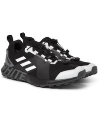 adidas Originals - White Mountaineering Terrex Two Gore-tex And Mesh  Sneakers - Lyst 15906eeff