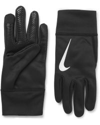 Nike - Therma Running Gloves - Lyst