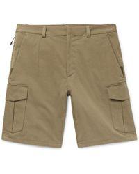 Rag & Bone - Jay Cotton-blend Cargo Shorts - Lyst