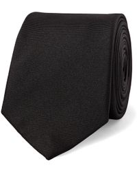 Givenchy | 6.5cm Embroidered Silk-faille Tie | Lyst