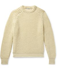 Our Legacy - Cotton Jumper - Lyst