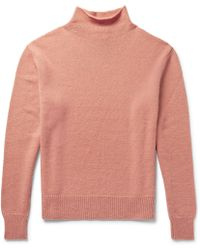 Simon Miller | Alpaca-blend Rollneck Sweater | Lyst