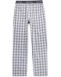 Calvin Klein Sleepwear Mens Pyjamas Robes Nightwear Online Sale