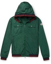 Moncler - Atlin Hooded Shell Jacket - Lyst