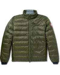 Canada Goose - Lodge Packable Quilted Ripstop Shell Down Jacket - Lyst