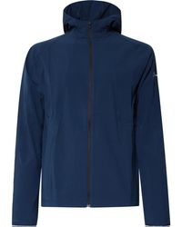 Under Armour Men S Ua Outrun The Storm Jacket In Blue For Men Lyst