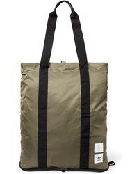 adidas Originals - Packable Nylon Tote Bag - Lyst
