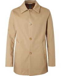 SALLE PRIVÉE - Nathan Slim-fit Woven Coat - Lyst