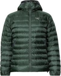 Arc'teryx - Cerium Lt Quilted Ripstop Hooded Down Jacket - Lyst