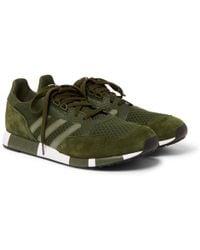 adidas Originals - + White Mountaineering Boston Super Primeknit Sneakers - Lyst