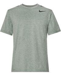 Nike - Hypermax Mélange Dri-fit T-shirt - Lyst