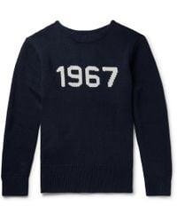 Polo Ralph Lauren - Intarsia Wool Jumper - Lyst