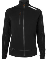 Soar Running - X-line Water-repellent Stretch-shell Jacket - Lyst