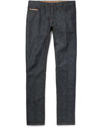 Berluti - Slim-fit Denim Jeans - Lyst
