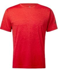 adidas Originals - Freelift Mélange Climalite T-shirt - Lyst