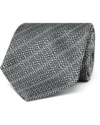 Tom Ford - 8cm Textured-silk Tie - Lyst