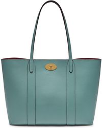 Lyst - Mulberry Willow Tote in Natural 1913aa174ebc7