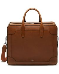 92981131dc4 ... clearance mulberry belgrave 24hour bag lyst dbc24 1ec39