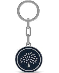 Mulberry - Round Tree Keyring - Lyst