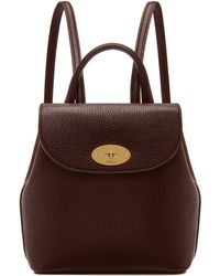 Mulberry - Mini Bayswater Backpack - Lyst